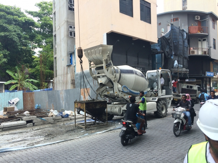 混凝土供应