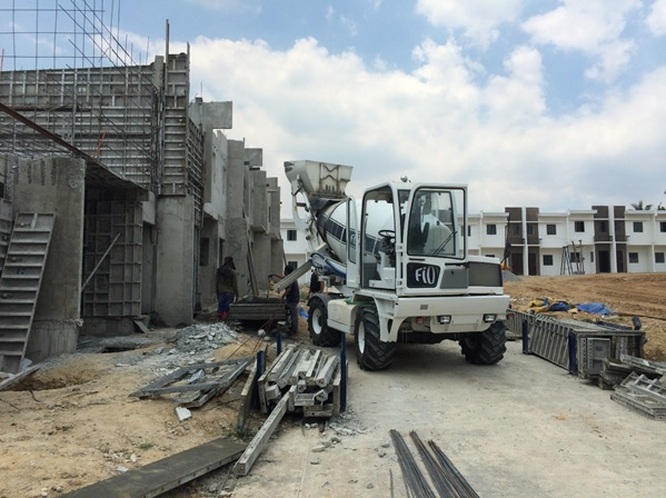 住宅与工业建筑