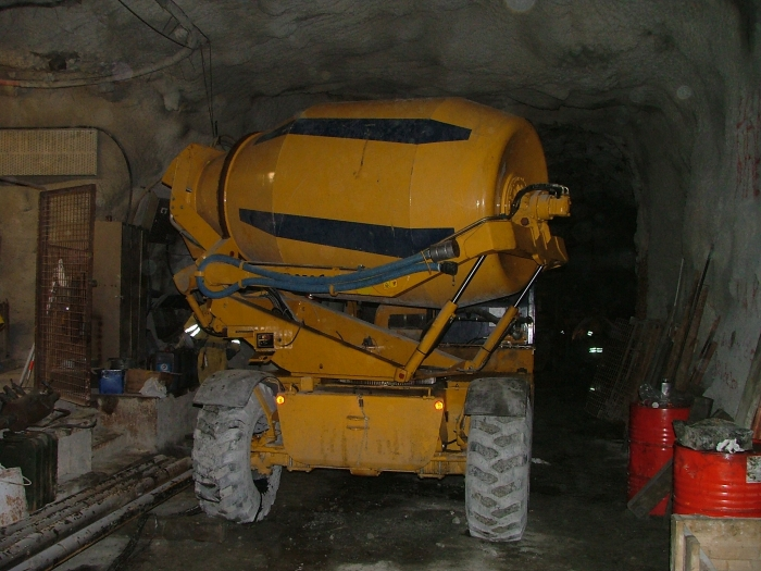 Tunneling & Mining